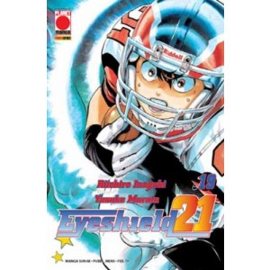 Eyeshield 21 - N° 18 - Eyeshield 21 (M37) - Manga Sun Planet Manga