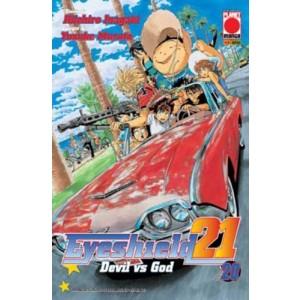 Eyeshield 21 - N° 20 - Eyeshield 21 (M37) - Manga Sun Planet Manga