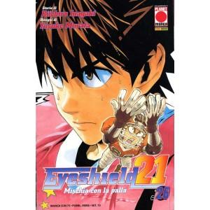 Eyeshield 21 - N° 26 - Eyeshield 21 (M37) - Manga Sun Planet Manga