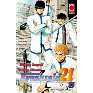 Eyeshield 21 - N° 27 - Eyeshield 21 (M37) - Manga Sun Planet Manga