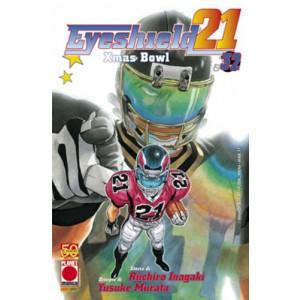 Eyeshield 21 - N° 32 - Eyeshield 21 (M37) - Manga Sun Planet Manga