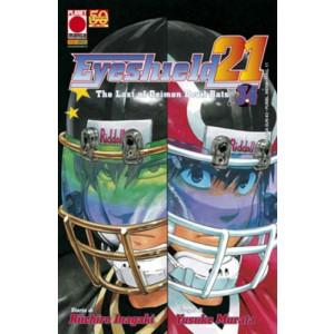 Eyeshield 21 - N° 34 - Eyeshield 21 (M37) - Manga Sun Planet Manga