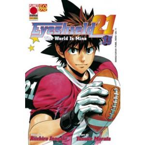 Eyeshield 21 - N° 35 - Eyeshield 21 (M37) - Manga Sun Planet Manga
