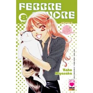Febbre Del Cuore - N° 8 - Febbre Del Cuore (M10) - Mille Emozioni Planet Manga