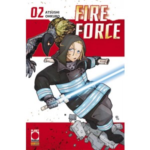 Fire Force - N° 2 - Fire Force - Manga Sun Planet Manga