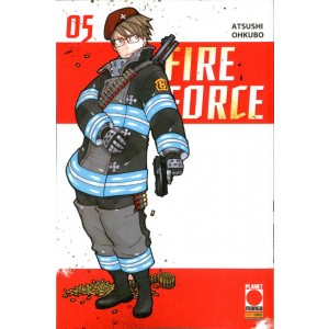 Fire Force - N° 5 - Fire Force - Manga Sun Planet Manga