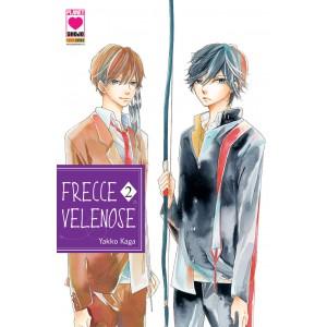 Frecce Velenose - N° 2 - Frecce Velenose (M7) - Mille Emozioni Planet Manga