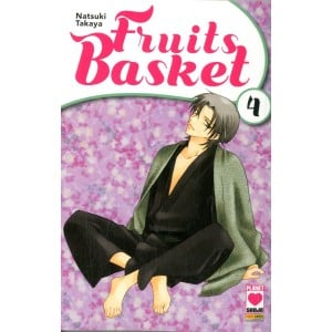 Fruits Basket - N° 4 - Fruits Basket - Manga Kiss Planet Manga