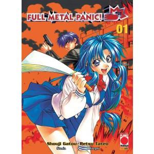 Full Metal Panic! (M9) - N° 1 - Fullmetal Panic! - Manga Saga Planet Manga