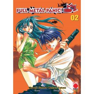 Full Metal Panic! (M9) - N° 2 - Fullmetal Panic! - Manga Saga Planet Manga