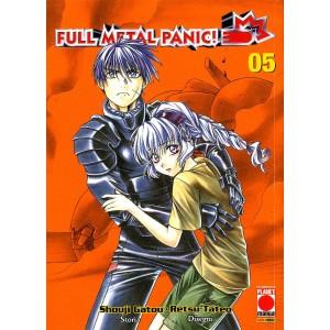 Full Metal Panic! (M9) - N° 5 - Fullmetal Panic! - Manga Saga Planet Manga