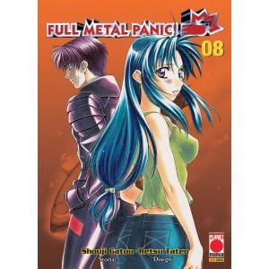 Full Metal Panic! (M9) - N° 8 - Full Metal Panic! - Manga Saga Planet Manga