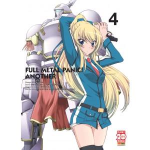 Fullmetal Panic! Another - N° 4 - Fullmetal Panic! Another 4 - Manga Top Planet Manga