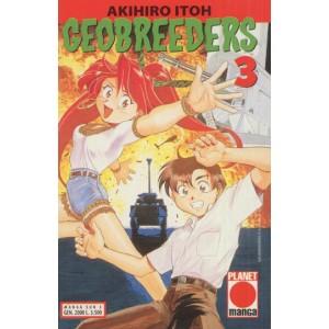 Geobreeders - N° 3 - Geobreeders M8 3 - Planet Manga