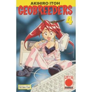 Geobreeders - N° 4 - Geobreeders M8 4 - Planet Manga