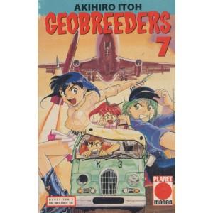 Geobreeders - N° 7 - Geobreeders M8 7 - Planet Manga