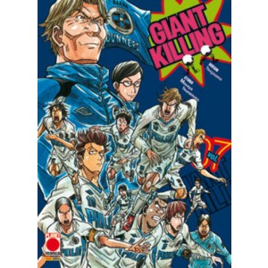 Giant Killing - N° 7 - Giant Killing - Manga Giants Planet Manga