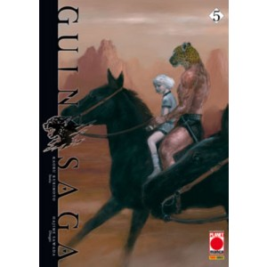 Guin Saga - N° 5 - Guin Saga - Collana Japan Planet Manga