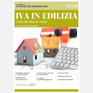 Le guide del consulente immobiliare IVA in edilizia - Guida alle aliquote ridotte