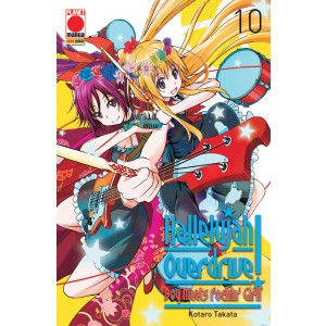 Hallelujah Overdrive - N° 10 - Hallelujah Overdrive - Collana Japan Planet Manga
