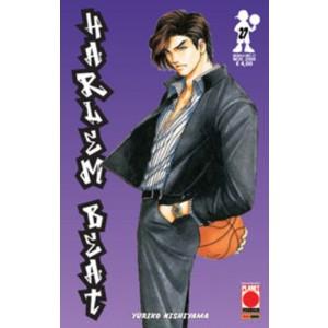 Harlem Beat - N° 27 - Harlem Beat (M34) 27 - Manga Mix Planet Manga