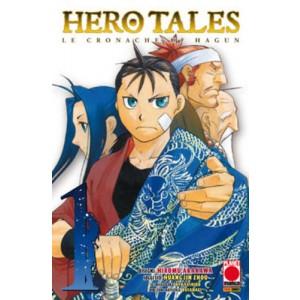 Hero Tales - N° 1 - Hero Tales (M5) - Manga Universe Planet Manga