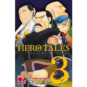 Hero Tales - N° 3 - Hero Tales (M5) - Manga Universe Planet Manga