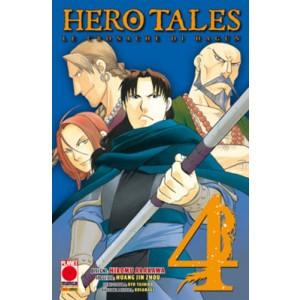 Hero Tales - N° 4 - Hero Tales (M5) - Manga Universe Planet Manga