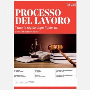 Le guide de Il Sole 24 ORE Processo del lavoro - Tutte le regole dopo il Jobs Act