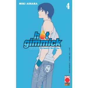 Hot Gimmick - N° 4 - Hot Gimmick - Manga Dream Planet Manga