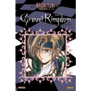 Kaori Yuki Presenta Nuove Edizione - N° 2 - Gravel Kingdom - Manga Moon Planet Manga