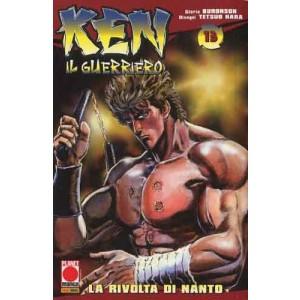 Ken Il Guerriero - N° 13 - Ken Il Guerriero - Planet Manga