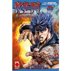 Ken Il Guerriero - N° 16 - Ken Il Guerriero - Planet Manga