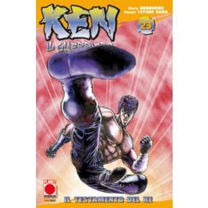 Ken Il Guerriero - N° 23 - Ken Il Guerriero - Planet Manga