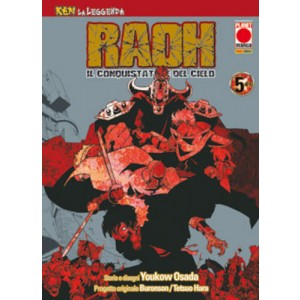 Ken La Leggenda - N° 5 - Raoh, Conquistatore Del Cielo 5 (M5) - Raoh Planet Manga