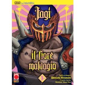 Ken La Leggenda - N° 19 - Jagi Il Fiore Malvagio 1 (M2) - Jagi Planet Manga