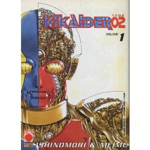Kikaider 02 - N° 1 - Kikaider 02 1 - Planet Manga