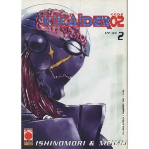 Kikaider 02 - N° 2 - Kikaider 02 2 - Planet Manga