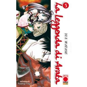Leggenda Di Arata - N° 3 - La Leggenda Di Arata - Collana Planet Planet Manga