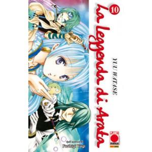 Leggenda Di Arata - N° 10 - La Leggenda Di Arata - Collana Planet Planet Manga