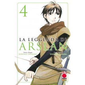 Leggenda Di Arslan - N° 4 - Senki 6 - Senki Planet Manga