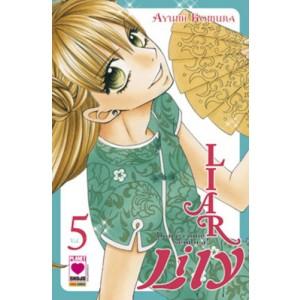 Liar Lily - N° 5 - Non E' Come Sembra! - Manga Rainbow Planet Manga