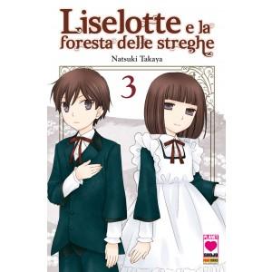 Liselotte - N° 3 - E La Foresta Delle Streghe - Manga Heart Planet Manga