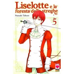 Liselotte - N° 5 - E La Foresta Delle Streghe - Manga Heart Planet Manga