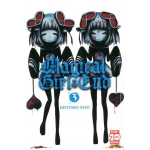 Magical Girl Of The End (M16) - N° 3 - Magical Girl Of The End - Akuma Planet Manga