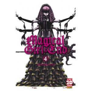 Magical Girl Of The End (M16) - N° 4 - Magical Girl Of The End - Akuma Planet Manga