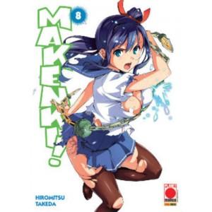 Maken-Ki! - N° 8 - Maken-Ki! - Manga Zero Planet Manga