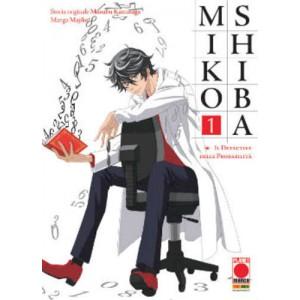 Mikoshiba - N° 1 - Detective Delle Probabilita' - Manga Mystery Planet Manga