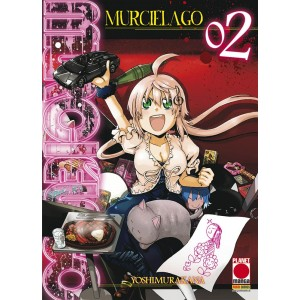 Murcielago - N° 2 - Murcielago - Manga Fiction Planet Manga