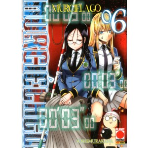 Murcielago - N° 6 - Murcielago - Manga Fiction Planet Manga